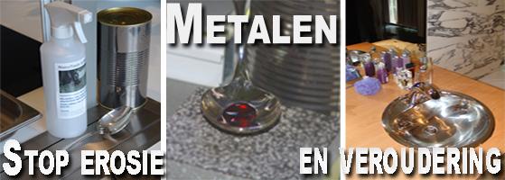 metalen ondergoed